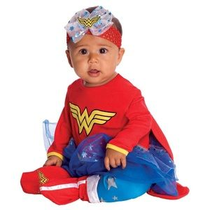 Other - DC Comics Wonder Woman Baby Costume